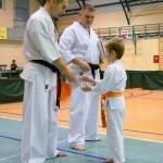 Rozdanie certyfikatów 09.11.2012